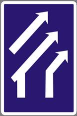 Uspoøádání jízdních pruhù