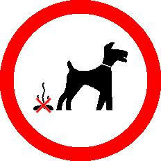Zákaz venèení psù